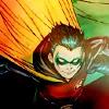 DC Damian Grin