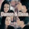 TVD - Damon & Elena