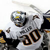 Hockey; Miller is a living legend