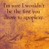 Thief: Apoplexy