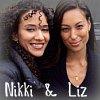 Nikki and Liz