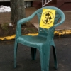 Pittsburgh Parking Chair