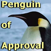 Penguin of Approval