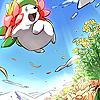 {PKMN} Shaymin jumping
