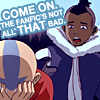 Not That Bad - Aang and Sokka