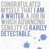 writersenility