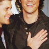 J2: We meet and there are sparks.
