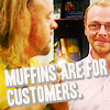 Black Books: Muffin