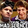 Billy/Topher Mad Scientists of Epicness