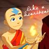 heartbeat flame