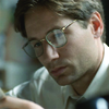 All the letters I can write: Glasses! Mulder