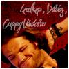 MJ: LDCV: Jared's wrist tattoo