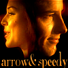 Arrow/Speedy Smiling