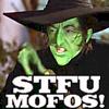 stfu wicked witch