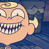 Flapjack / Eeeevil grin