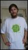 Я в футболке Гринпис