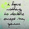 Declare Genius
