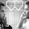 Daisy Droste: cell phone Cas/Dean