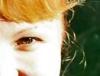 рыжик левый глаз