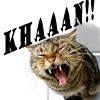 Suiris: ST: KHAAAN!Cat