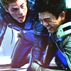 ST Sulu/Kirk near death experience