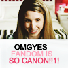 fandom makes me lol, *fangirls*