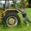 Kokoda tractor