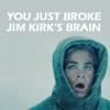 drinking rum and writing some: kirk broke brain