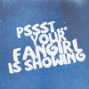 text . fangirl