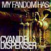 Cyanide Dispenser