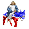 Jesus Rides a Donkey!