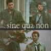 no_eight: Sine Qua Non
