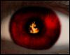 fiery eyes!
