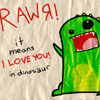 nytel: Rawr = Love