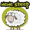 etc // meme sheep