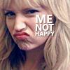 Campaspe: Mood \\ (l) me not happy!