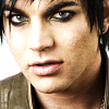 Chris: Adam Lambert 02 (stare)