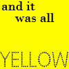 Yellow (Coldplay)