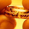 LOTR - the one ring