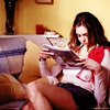 busy reading
