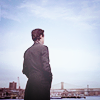kimberly_slayer: whitecollar;message in a bottle