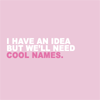psych - cool names :)