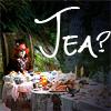 凸(`ヘ´#)ノ: Tea Party