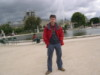 Алексей Андрианов, Париж, сад Тюильри, Alexey Andrianov