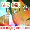 Black Mic Mic Black Girl anime icon