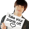 2PM - Take off ur pants