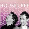 Sherlock Holmes RPF: our depravity knows no bounds
