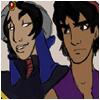 amanda: Mozenrath x Aladdin
