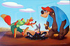 Song of the South, Disney, brer fox