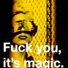 gaga - fuck you it's magic
